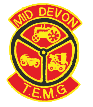 Logo of the Mid Devon Tractor, Engine and Machinery Group