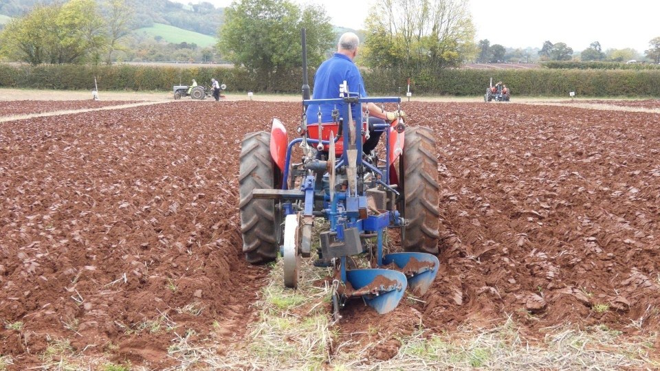 The British National Ploughing Championships 2017