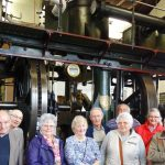 Club Members visiting Hereford Waterworks Museum