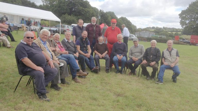 Club Members at The Broadwood Kelly Event 2016