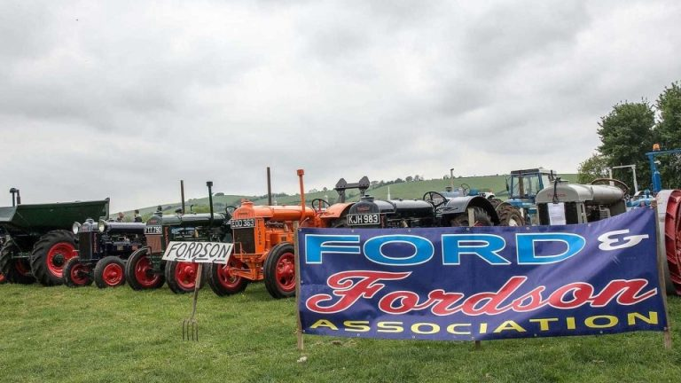 Fordson 2017 - photos from Country Shows