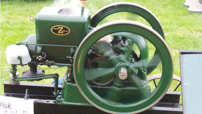 Launceston Steam & Vintage Rally